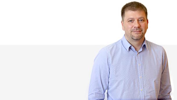Jan Řežábek - Head of Sales CRM řešení