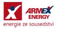 ARMEX ENERGY a.s.